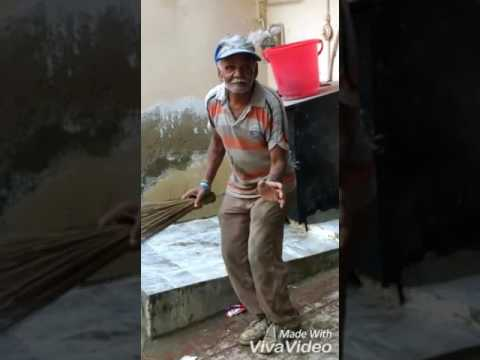 Whatsapp Funny Video - Old Man Dancing - Haha Lol Hilarious