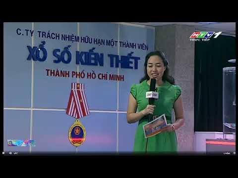 Xổ số kiến thiết TP.HCM || HTV1 || 26/12/2020