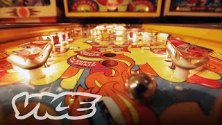 Vice Media: PINBALL.  FROM ILLEGAL GAMBLING TO AMERICAN OBSESSION