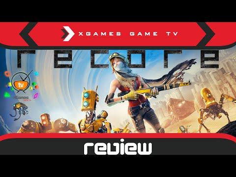Обзор ReCore (Review)