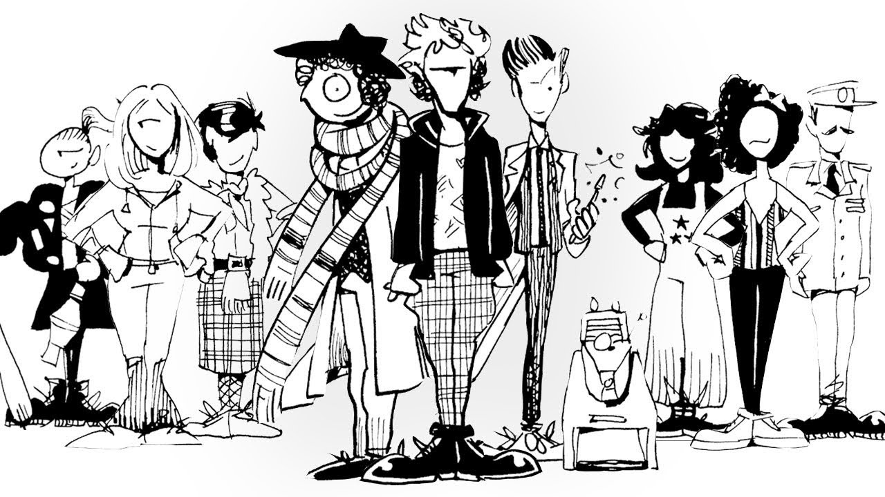 'The Companions': Illustrated by Russell T Davies