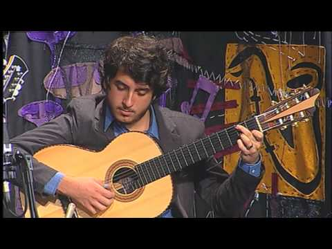 Danilo Brito - Batuque (Henrique Alves de Mesquita) - Instrumental SESC Brasil - 30/03/2010