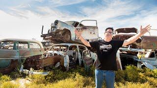 Great Junkyard Finds in Casa Grande, AZ!—Junkyard Gold Preview Ep. 19 by Motor Trend