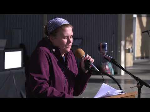 Women's March on Roanoke 2018- Rebecca Wood