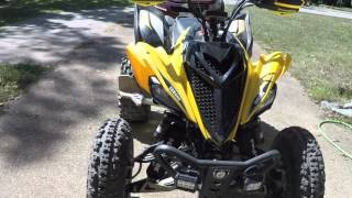 8. 2016 Yamaha 700r se Big Gun EXO Single full