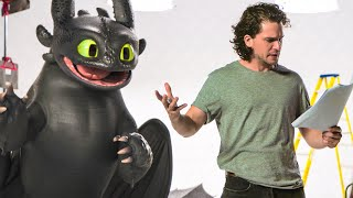 Video Kit Harington vs Toothless Funny Clip - HOW TO TRAIN YOUR DRAGON 3 (2019) MP3, 3GP, MP4, WEBM, AVI, FLV Januari 2019