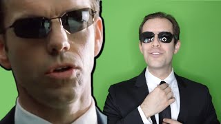 My Audition for Agent Smith in The Matrix 4