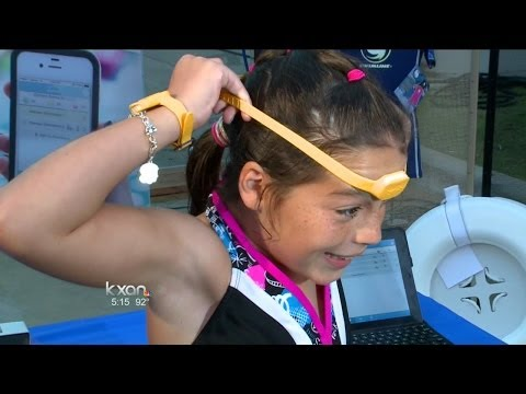 Wearable technology helps prevent drownings