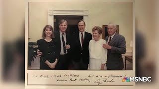 Chris Matthews Reminisces On HW Bush's Kindness And Humor | Hardball | MSNBC