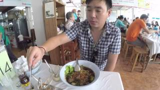 Lamphun Thailand  City new picture : Old school noodle Lamphun Thailand ก๋วยเตี๋ยวหมูลำไยลำพูน