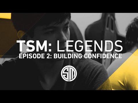TSM: LEGENDS - Season 2 Episode 2 - Building Confidence