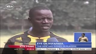 Sofapaka FC Recruites 25 New Players For The 2016 KPL Season