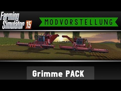 Grimme PACK v1.2