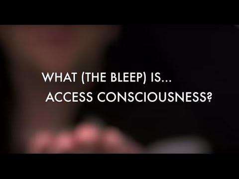 Video Youtube - What is Access Consciousness?