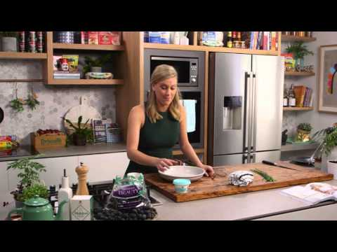 BULLA Cucumbers with Easy Creme Fraiche Dressing | Everyday Gourmet S6 E1
