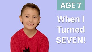 Video 70 Women Ages 5-75 Answer: What Moment Changed Your Life? | Glamour MP3, 3GP, MP4, WEBM, AVI, FLV Mei 2019