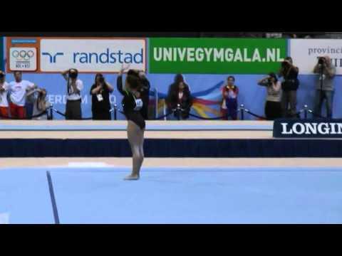 Qualificazione WC Rotterdam 2010 - Corpo Libero
