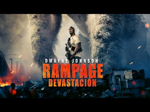 New Action Movie 2020  Rampage  Full English HD Movie
