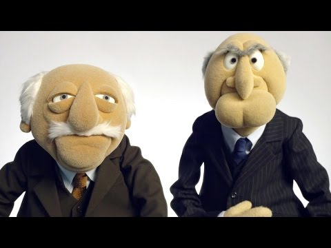 Statler and Waldorf | ESPN Tournament Challenge | The Muppets