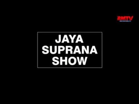 Coming Soon! Jaya Suprana Show
