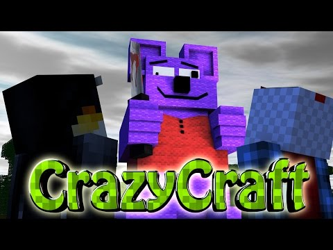 craft - Minecraft adds in a CrazyCraft 2.0's current biggest boss that we must convert in to our House in the Craziest Mod-Pack in Minecraft! ▭▻ SUBSCRIBE: http://goo.gl/HUkXxf ○ Gaming Channel:...