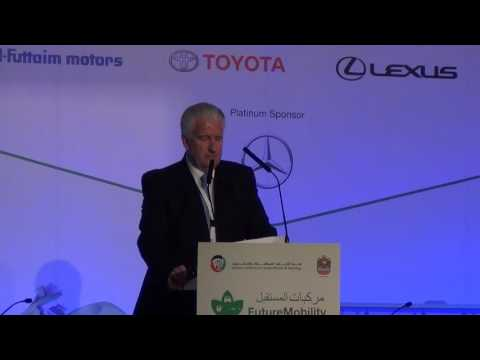 Kiyotaka Ise, Senior Managing Officer Toyota Motor Corporation, Japan