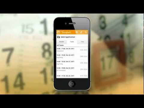 Video of Timesheet - Time Tracker