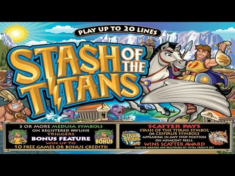 £20 or 20 minutes Ep 17 Stash of the Titans