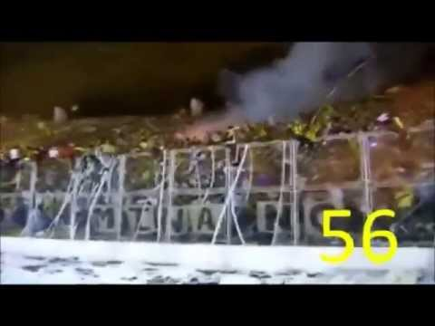 Mejor recibimiento de la historia fútbol Colombia R.V.S TOLIMA - Revolución Vinotinto Sur - Tolima