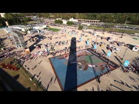 Dakar 2015 en Tecn�polis