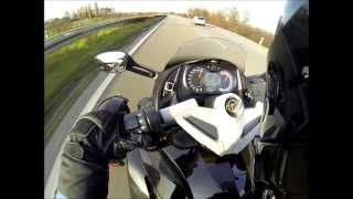 2. Can-am Spyder RS SE5 Top Speed 205km/h