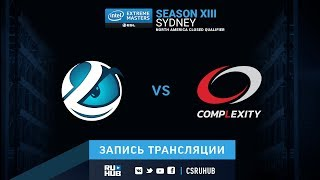 Luminosity vs compLexity - IEM Sydney Quals NA - map1 - de_nuke [SSW, Anishared]