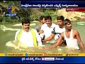 Handri Neeva Canal | Farmers Happy With Krishna Water Enters Anantapur Dist - Video