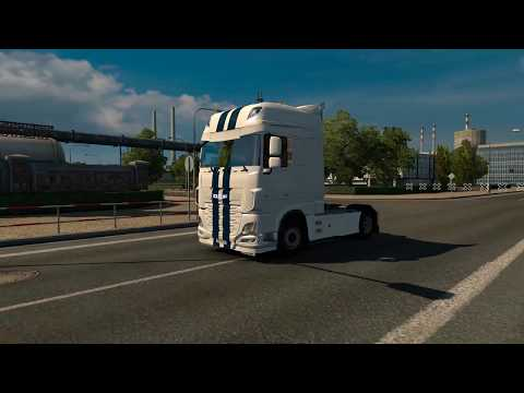 Authentic Sound DAF XF105.460 Paccar MX340 1.30