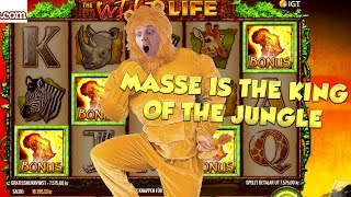 BIG WIN!!!! Wild Life - Casino Games - Bonus Compilation (Casino Slots)Played here: https://www.aboutslots.com/go/leovegas/Play now and get 200% NO STICKY + 120 free spins on your first deposit.▬▬▬▬▬▬▬▬▬▬▬▬▬▬▬▬▬▬▬▬▬▬▬▬▬▬▬▬▬▬▬▬▬▬★Claim our best exclusive bonus for Casino-X using this linkhttps://www.aboutslots.com/go/casino-x/You will get 200% deposit bonus with 30x wager instead of 40x and up to 200 free spins..▬▬▬▬▬▬▬▬▬▬▬▬▬▬▬▬▬▬▬▬▬▬▬▬▬▬▬▬▬▬▬▬▬▬★Claim our best exclusive bonus for Ovo Casino using this linkhttps://www.aboutslots.com/go/ovocasinoYou will get 150% exclusive NO STICKY bonus instead of 100% also 5x max cashout on bonus insteada of 1x.▬▬▬▬▬▬▬▬▬▬▬▬▬▬▬▬▬▬▬▬▬▬▬▬▬▬▬▬▬▬▬▬▬▬★Claim our exclusive bonus for BetHard using this link https://www.aboutslots.com/go/bethardYou will get 25 free spins on Gonzo's Quest just on signup and 200% bonus up to €200 on your first deposit.▬▬▬▬▬▬▬▬▬▬▬▬▬▬▬▬▬▬▬▬▬▬▬▬▬▬▬▬▬▬▬▬▬▬★Claim our exclusive bonus for Karamba using this link https://www.aboutslots.com/go/karambaYou will get 20 free spins just on signup and 200% bonus up to €500 + 100 free spins on your first deposit.▬▬▬▬▬▬▬▬▬▬▬▬▬▬▬▬▬▬▬▬▬▬▬▬▬▬▬▬▬▬▬▬▬▬★Claim our exclusive bonus for 888 Casino using this link https://www.aboutslots.com/go/888casinoYou will get €10 free just on signup and 100% bonus up to €140 on your first deposit.▬▬▬▬▬▬▬▬▬▬▬▬▬▬▬▬▬▬▬▬▬▬▬▬▬▬▬▬▬▬▬▬▬▬★Claim our exclusive bonus for StarGames using this link https://www.aboutslots.com/go/stargamesYou will get 100% no-sticky bonus up to €100, no-sticky means if you win big in the beginning you can cash out and cancel the bonus. Stargames offers a wide range of Novomatic slots.▬▬▬▬▬▬▬▬▬▬▬▬▬▬▬▬▬▬▬▬▬▬▬▬▬▬▬▬▬▬▬▬▬▬★Support our channel and play on Thrills using this link https://www.aboutslots.com/go/thrillsYou will 10 free spins just on signup and 200% bonus up to €100 + 20 Super Spins on your first deposit.▬▬▬▬▬▬▬▬▬▬▬▬▬▬▬▬▬▬▬▬▬▬▬▬▬▬▬▬▬▬▬▬▬▬★Claim good bonus for Quasar using this link https://www.aboutslots.com/go/quasarYou will get 150% bonus up to 300€/£/$ on your first deposit using the bonus code: CASINODADDY▬▬▬▬▬▬▬▬▬▬▬▬▬▬▬▬▬▬▬▬▬▬▬▬▬▬▬▬▬▬▬▬▬▬★Claim special bonus for Lucky Dino using this link https://www.aboutslots.com/go/luckydinoYou will get 5€ free no deposit + deposit bonuses up to 400€/£/$▬▬▬▬▬▬▬▬▬▬▬▬▬▬▬▬▬▬▬▬▬▬▬▬▬▬▬▬▬▬▬▬▬▬★Claim good bonus for Super Gaminator using this linkhttps://www.aboutslots.com/go/supergaminatorYou will get 100% welcome bonus up to 250€/£/$. SuperGaminator offers a wide range of Novomatic slots.▬▬▬▬▬▬▬▬▬▬▬▬▬▬▬▬▬▬▬▬▬▬▬▬▬▬▬▬▬▬▬▬▬▬★Claim good bonus for Get lucky using this link https://www.aboutslots.com/go/getluckyYou will get €10 free on signup and 100% welcome bonus up to 200€/£/$ + 100 Free spins on your first deposit.▬▬▬▬▬▬▬▬▬▬▬▬▬▬▬▬▬▬▬▬▬▬▬▬▬▬▬▬▬▬▬▬▬▬★Claim good bonus for Casino Jefe using this link https://www.aboutslots.com/go/jefecasinoYou will get 100% welcome bonus up to 200€/£/$ + 11 Free spins on signup▬▬▬▬▬▬▬▬▬▬▬▬▬▬▬▬▬▬▬▬▬▬▬▬▬▬▬▬▬▬▬▬▬▬For more casino bonuses, slot-reviews, casino forum and casino news.Visit our website: https://www.aboutslots.comFor our swedish viewers we have made a site with the best casino offers available for Sweden.Visit our website: https://www.dincasinobonus.se▬▬▬▬▬▬▬▬▬▬▬▬▬▬▬▬▬▬▬▬▬▬▬▬▬▬▬▬▬▬▬▬▬▬Much love from CasinoDaddy!https://www.twitch.tv/casinodaddy