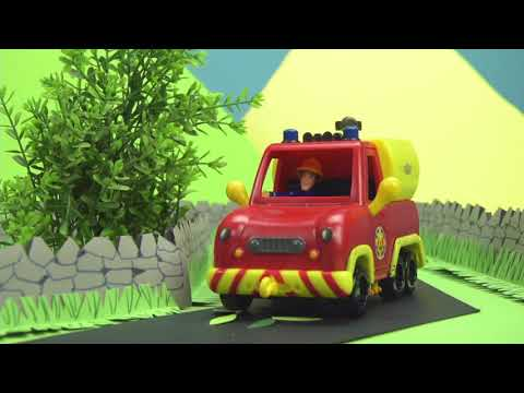 World of Fireman Sam Stop Motion Animation
