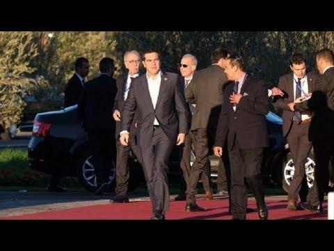 Η ομιλία του Αλέξη Τσίπρα στην Διάσκεψη για το Μεταναστευτικό…