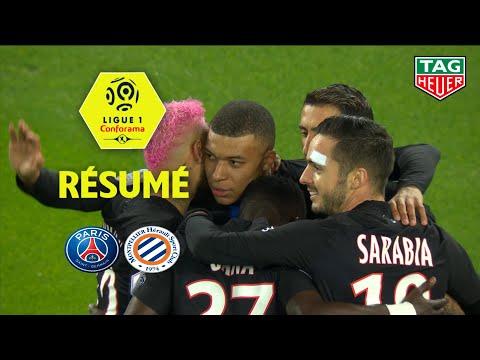 Paris Saint-Germain - Montpellier Hérault SC ( 5-0 ) - Résumé - (PARIS - MHSC) / 2019-20