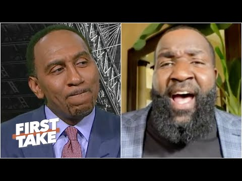 'New York, STAND DOWN!' - Perk taunts Stephen A. after the Knicks' blowout loss   First Take