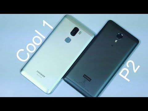 Lenovo P2 vs Cool1 Comparison