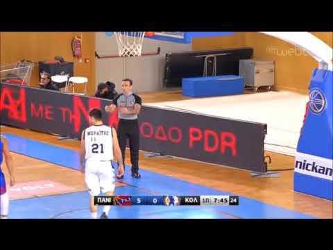 Basket League : ΠΑΝΙΩΝΙΟΣ – ΚΟΛΟΣΣΟΣ | ΑΓΩΝΑΣ | 04/01/2020 | ΕΡΤ