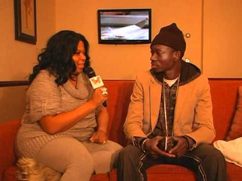 Michael Blackson, African King of Comedy & Star of My American Queen on The Vanessa Jasey Show