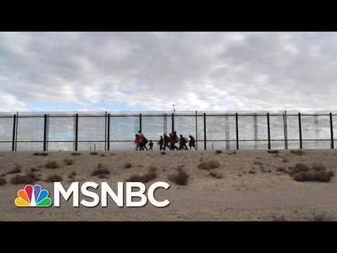 Chris Hayes: For President Donald Trump The Wall Was Never Really The Issue | All In | MSNBC