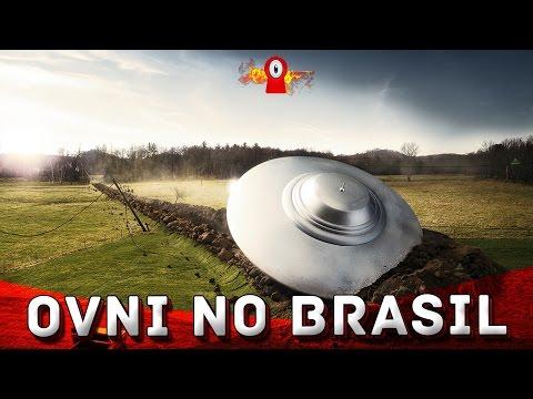 OVNIS NO BRASIL: O MAIS IMPRESSIONANTE CASO DE APARIÇÃO 👽 (видео)