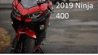 2. 2019 Ninja 400