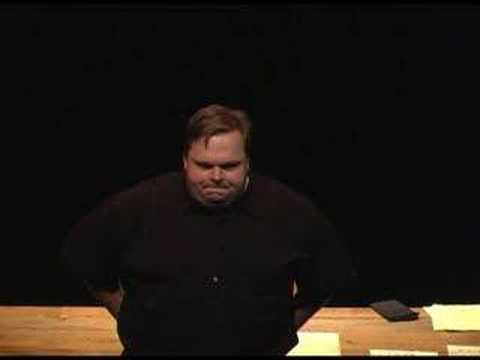 funny monologue. a pretty funny monologue.