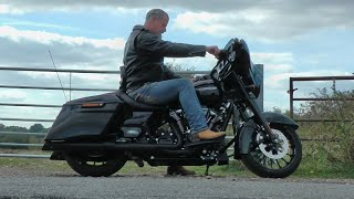 9. Street Glide Special 114 Review and Testride Harley-Davidson Touring