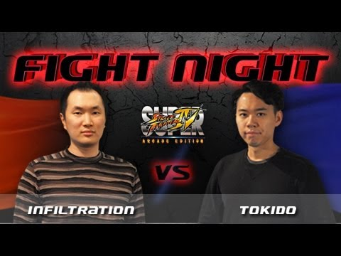 Fight Night Street Fighter – Tokido vs Infiltration – S01E07