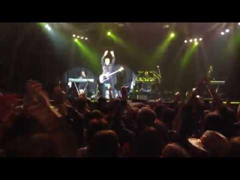 OMD - Enola Gay . Live at Vilar De Mouros Festival , 2016 (видео)