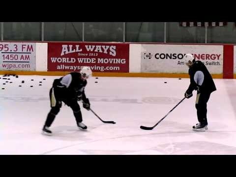 Sidney Crosby UPDATE: Sid Skates @ the Iceoplex!